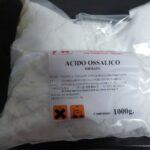 Acido ossalico