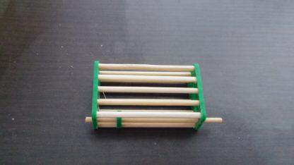 gabbietta di bamboo